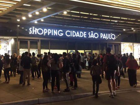 Doria determina fechamento de shoppings e academias na Grande SP