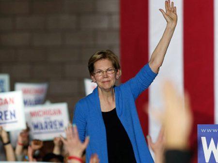 Warren sai da disputa pela indicação democrata e Sanders elogia sua campanha