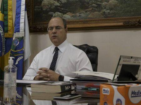 """Witzel rebate Bolsonaro: """"passo de tartaruga, tem que fazer sua parte"""""""