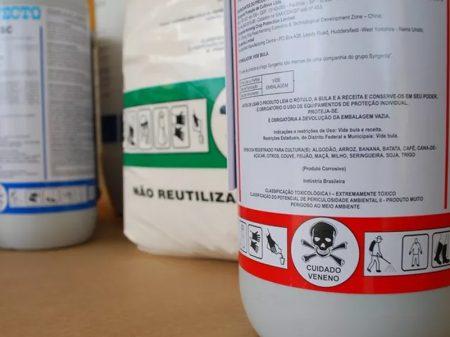 Rede Sustentabilidade vai ao STF contra liberação automática de agrotóxicos