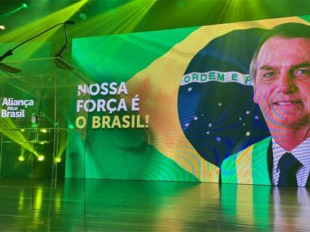 Partido de Bolsonaro só tem 267 assinaturas válidas de eleitores vivos no Nordeste