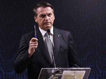 Bolsonaro edita MP da jogatina nas TVs