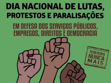 Sindicato dos Escritores de São Paulo se soma a protestos em defesa da Democracia