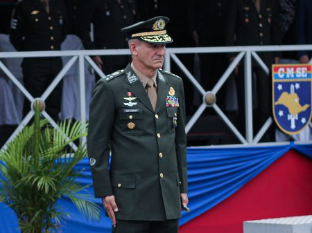 General Marcos Amaro assume o comando do Estado-Maior do Exército