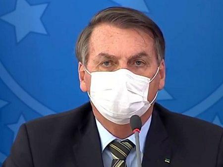 Para Estadão, Bolsonaro é uma ameaça à saúde pública