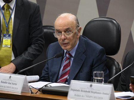 """""""Só fortalecendo o SUS a curto prazo enfrentaremos essa pandemia"""", diz Serra"""