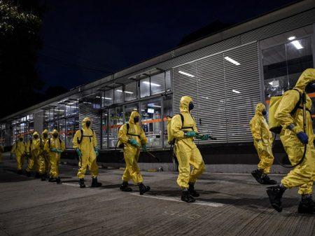 Brasil confirma 1.056 óbitos por coronavírus