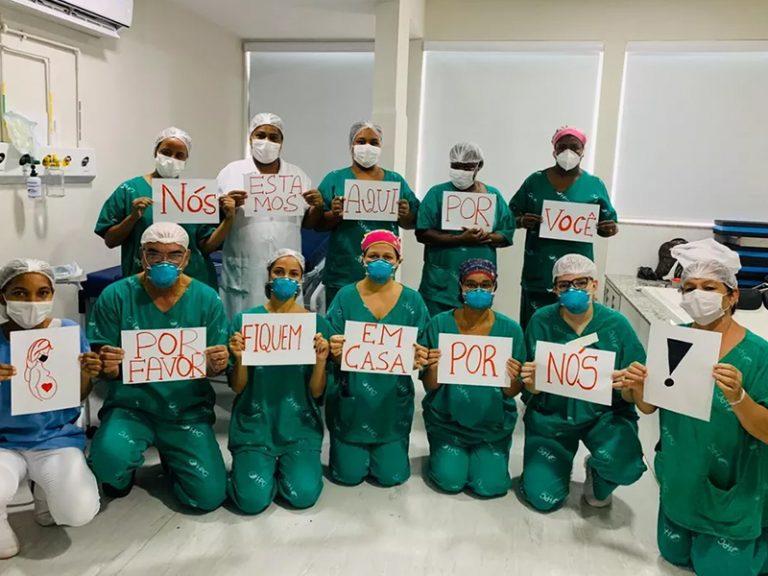 Brasil registra mais de 10 mil casos e 432 mortes por Covid-19