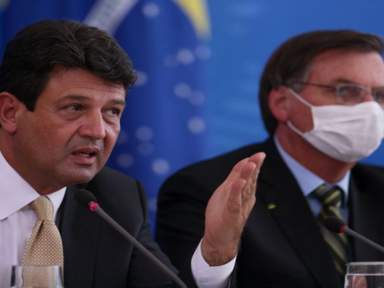 Bolsonaro prepara a demissão de Mandetta