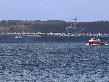 Marujada aplaude capitão afastado por alertar sobre surto de convid-19 a bordo