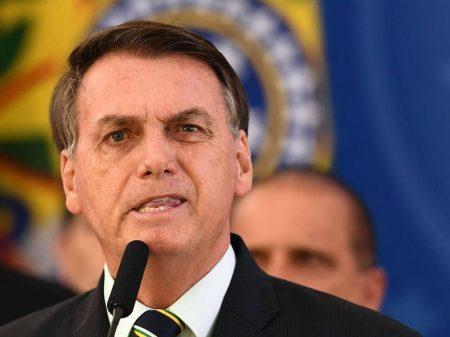 Bolsonaro ataca, mas não consegue explicar denúncias de Moro