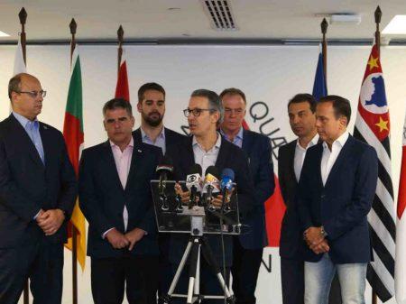 Covid-19: governos do Sul e Sudeste irão ao STF se Bolsonaro não der recursos
