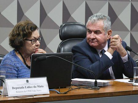 """""""Se Eduardo Bolsonaro quer impedir a CPI, então é suspeito"""", afirma relatora"""