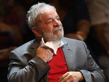 """Lula elogia ação de Doria e diz que """"Bolsonaro é o grande problema"""""""