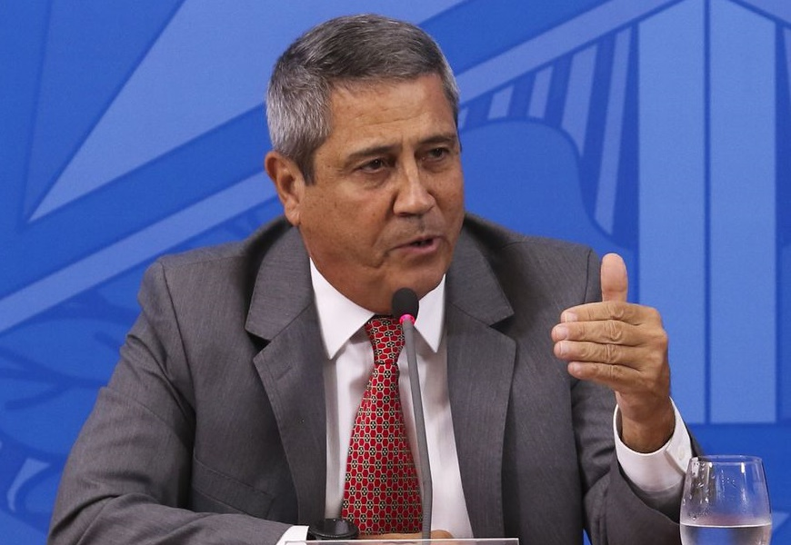General Braga Netto apresenta plano pró-Brasil – Hora do Povo