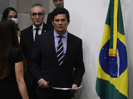 Para 77%, Bolsonaro perdeu com saída de Moro, aponta pesquisa