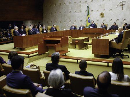 Ministros do STF rebatem agressões de Bolsonaro e apoiam Alexandre de Moraes