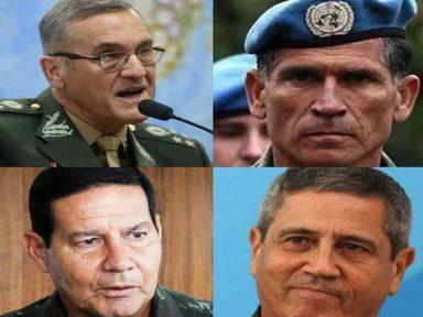 Plano de Bolsonaro para Covid-19 perde espaço entre militares