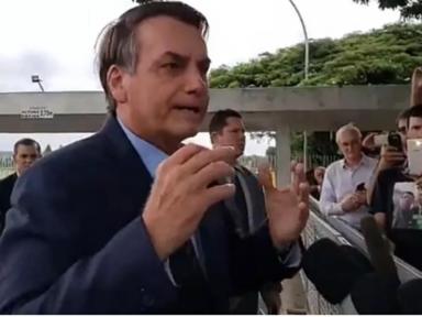 Bolsonaro diz que se volta ao trabalho não começar logo ele abre o comércio na marra