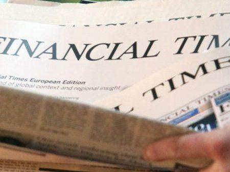 """Jornal Financial Times expõe """"autodestruição de Bolsonaro"""""""
