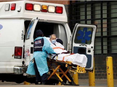 Mortes por coronavírus  ultrapassam 50 mil nos EUA