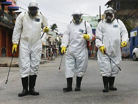 Brasil registra 291.579 infectados e 18.859 mortes por coronavírus