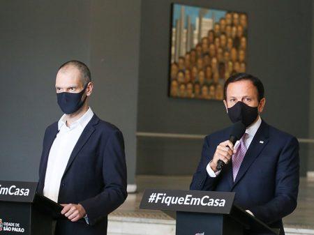 """""""Precisamos trocar o gabinete do ódio pelo do diálogo"""", defende Doria"""