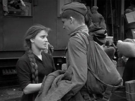 """""""A Balada do Soldado"""" –  clássico soviético disponível de graça no Youtube"""