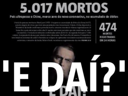 """Pandemia se agrava por causa do """"vírus Bolsonaro"""", alertam líderes da Câmara"""