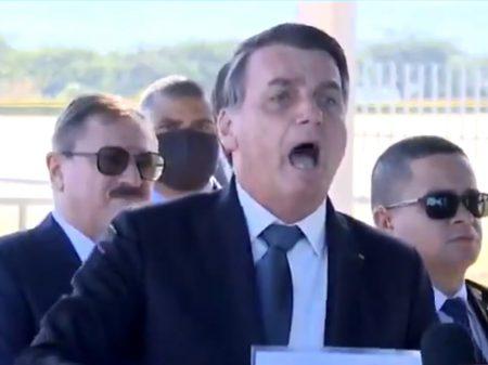 Entidades repudiam mais uma agressão de Bolsonaro aos jornalistas
