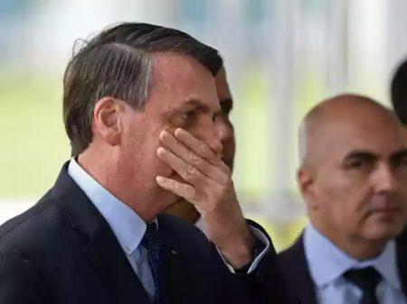 Rejeição a Bolsonaro cresceu 7 pontos em 6 dias após a saída de Moro, diz pesquisa