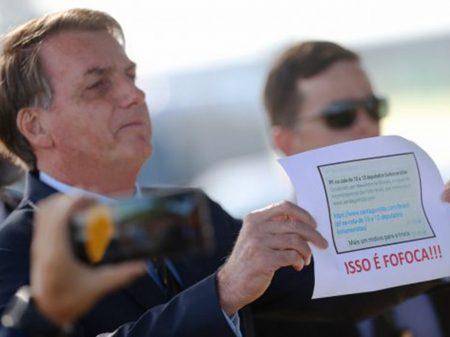 """""""Fofoca"""" de Bolsonaro só comprovou o que Moro disse"""