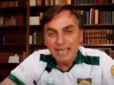 """Produtores repudiam Bolsonaro por """"piada de mau gosto"""" com a Tubaína"""