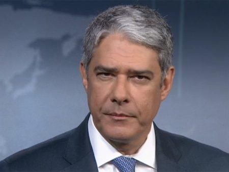 Globo repudia campanha de intimidação contra William Bonner