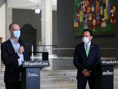 São Paulo decreta feriado entre quarta e domingo para reduzir circulação do vírus