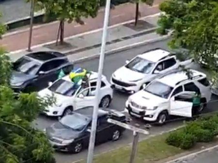 PM prende 25 participantes de carreata da morte em Fortaleza – CE