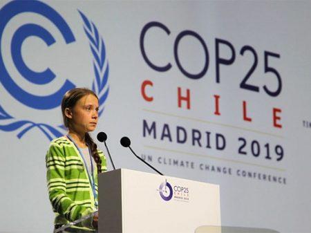 """Greta critica fala de Salles contra a Amazônia: """"Nosso futuro é um jogo para eles"""""""