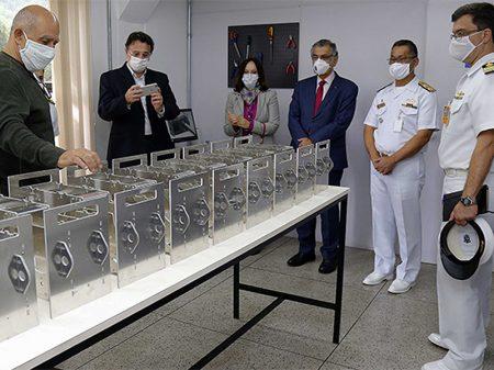 """USP e Marinha iniciam cooperação para produção do respirador """"Inspire"""""""