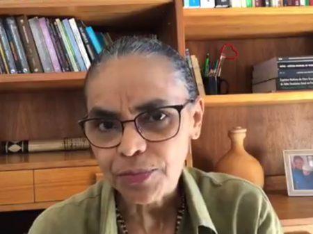 """Ida de Bolsonaro ao STF mostra despreparo e autoritarismo"", diz Marina"