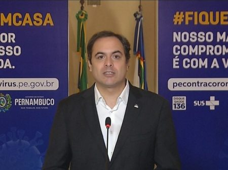 Pernambuco inicia quarentena total em Recife e outras quatro cidades