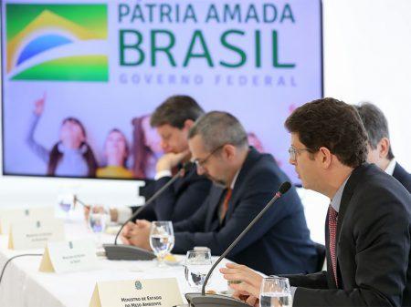 """Salles quer usar a pandemia para """"passar a boiada"""" e destruir a Amazônia"""