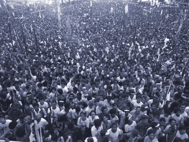 Unir a Pátria, defender a democracia e resgatar a identidade nacional