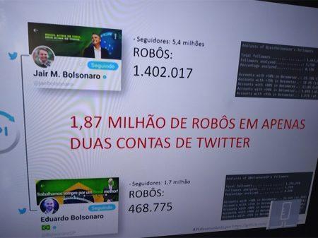 Operação contra fake news reduziu ação de robôs bolsonaristas no Twitter