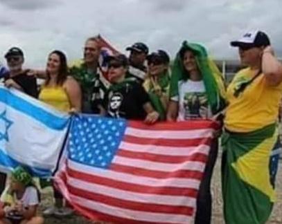 Cada um com a sua bandeira