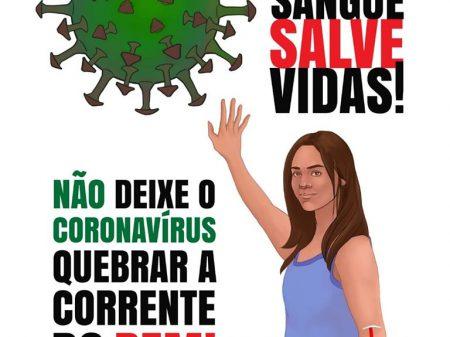 """""""Nossa luta é pela vida"""", diz UMES-SP sobre campanha de doação de sangue"""