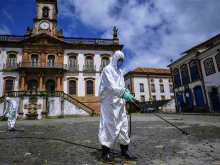 Cidades do interior já representam um terço dos casos de coronavírus