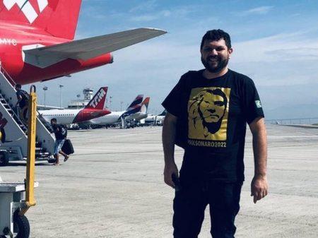 PF prende blogueiro de atos pela ditadura, fechamento do STF e do Congresso