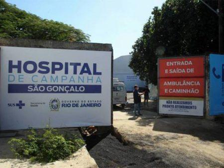 Após atrasos e fraudes, IABAS finalmente é afastada dos hospitais de campanha do Rio