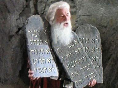 Dirceu, o PT e as tábuas de Moisés