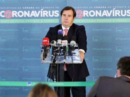 Maia rejeita prorrogação dos mandatos de prefeitos e vereadores